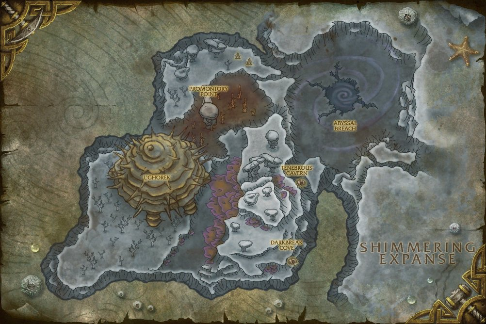 Wowwikicataclysm map comparison wowwiki fandom powered by wikia abyssal depths worldmap vashjirdepths gumiabroncs Gallery