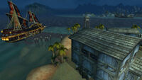 Fray Island (Cataclysm)