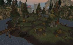 Cauldros Isle