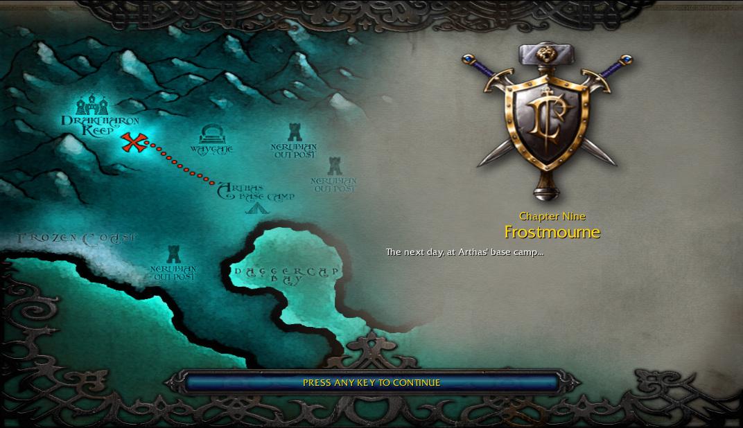 Frostmourne (Warcraft III) | WoWWiki | FANDOM powered by Wikia