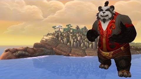 Ballad of Liu Lang – World of Warcraft: Mists of Pandaria ...