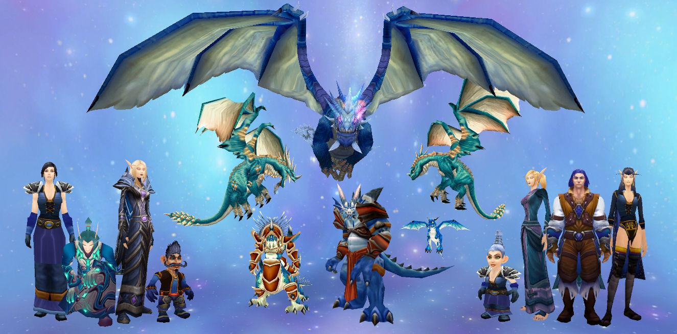 Blue dragonflight | WoWWiki | FANDOM powered by Wikia