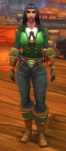 Captain Angelina Soluna