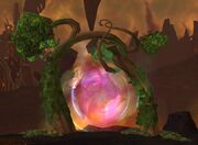 Portal to Mount Hyjal
