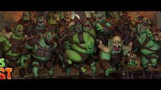 The Lore of Orcs - Origins