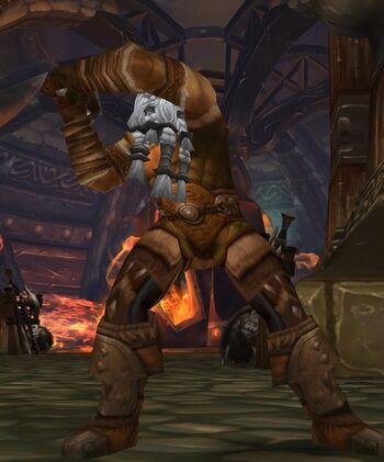 Dragonflayer Metalworker
