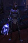First Arcanist Thalyssra as nightfallen in Shal'aran
