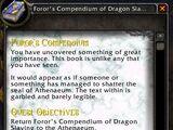 Foror's Compendium