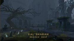 Legion - Val'sharah Heroes Rest
