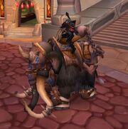 Grand Black War Mammoth Alliance