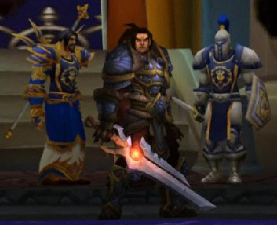 29+ King Anduin Sword Pics