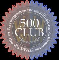 500Club seal