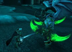 Illidan and Arthas Redux
