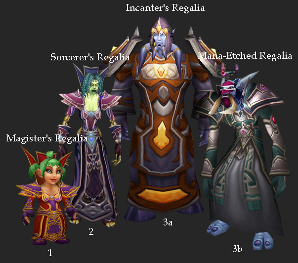 Mage sets | WoWWiki | FANDOM powered by Wikia