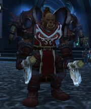 Garrosh in Icecrown Citadel