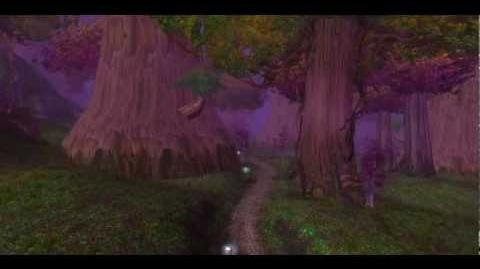 Night Elf In-Game Intro (World of Warcraft)