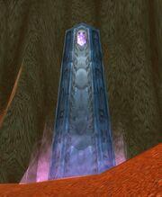 Pillar of Diamond