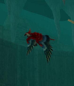 Monstrous Parrot