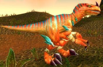 Stranglethorn Raptor