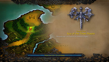 Key of the Three Moons (Warcraft III)