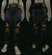 Imbued Netherweave Pants, Grass Background, NE Female