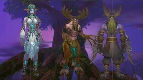 Exile of the High Elves