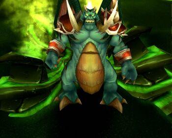 Xirkos, Overseer of Fear