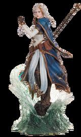 World of Warcraft Jaina Statue