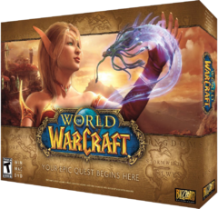 New WoW box 3d