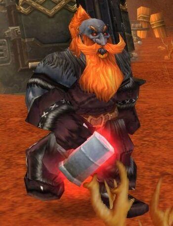Dark Iron Guzzler