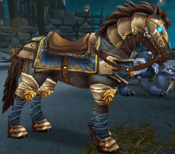Stabled Stormwind Steed