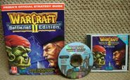 Warcraft II Battle Chest stuff