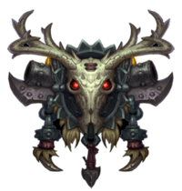 Warlords Alpha Notes11-Hunter icon