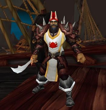 Captain Welsington