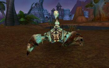 Clattering Scorpid