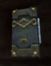 Relic Coffer Door