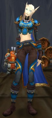Scout Shalyndria