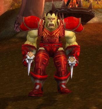 Ag'tor Bloodfist