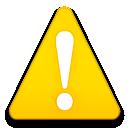 Blizzard Error-Warning