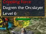 Dagren the Orcslayer