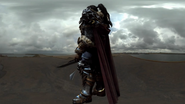 Legion cinematic - making King Wrynn come to life 12