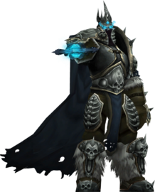 The lich king Wotlk
