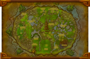 Wandering Isle map BlizzCon2011