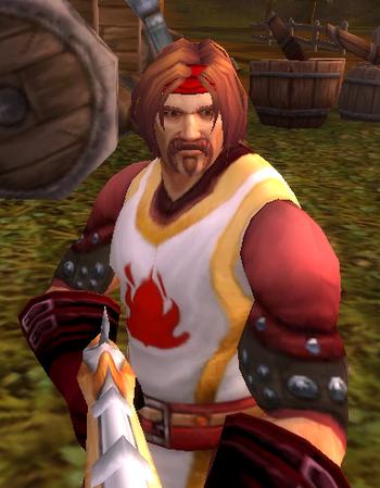 Scarlet Marksman