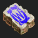 Award blue