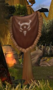 Battle Standard of the Mag'har