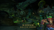 Blizzcon Legion Mardun Molten Shore