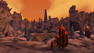 Gates of Ahn'Qiraj in Silithus the Wound