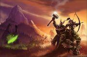 Warcraft RPG