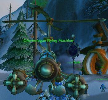 Gnomeregan Flying Machine